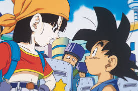 dragon ball gt toei animation europe