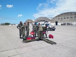 Wyoming travel guard images Wyoming air guard members exchange aeromedical evacuation JPG