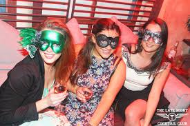 young professionals u0027 masquerade ball the roof gardens london