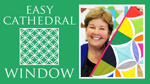 easy cathedral window quilt simple quilting tutorial with