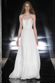 wedding dress in reem acra bridal 2017 collection vogue