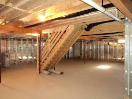 basement homes a warmer drier basement quality products