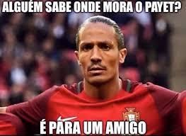 Memes De Ronaldo - payet jogador que na final do euro 2016 lesionou cristiano ronaldo