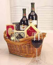 wine and cheese gift baskets wine and cheese gift basket s day sarasota flower shop