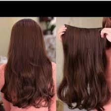 hair clip rambut asli jual hair clip wig rambut sambung rambut tambahan hair