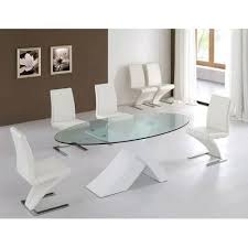 oval shape dining table oval shaped glass top dining table glass dining room table glass