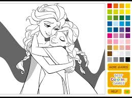 frozen coloring pages coloring pages girls