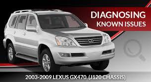 2010 lexus gx470 lexus gx470 air suspension diagnosis