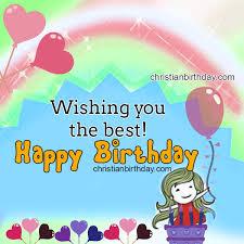 wishing you the best happy birthday christian birthday
