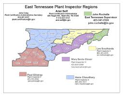 Middle Tn Map Plant Inspector Staff