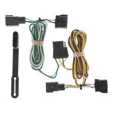 curt manufacturing curt custom wiring harness 55329
