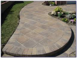 Patio Designs With Pavers by Small Patio Designs With Pavers Patios Home Decorating Ideas