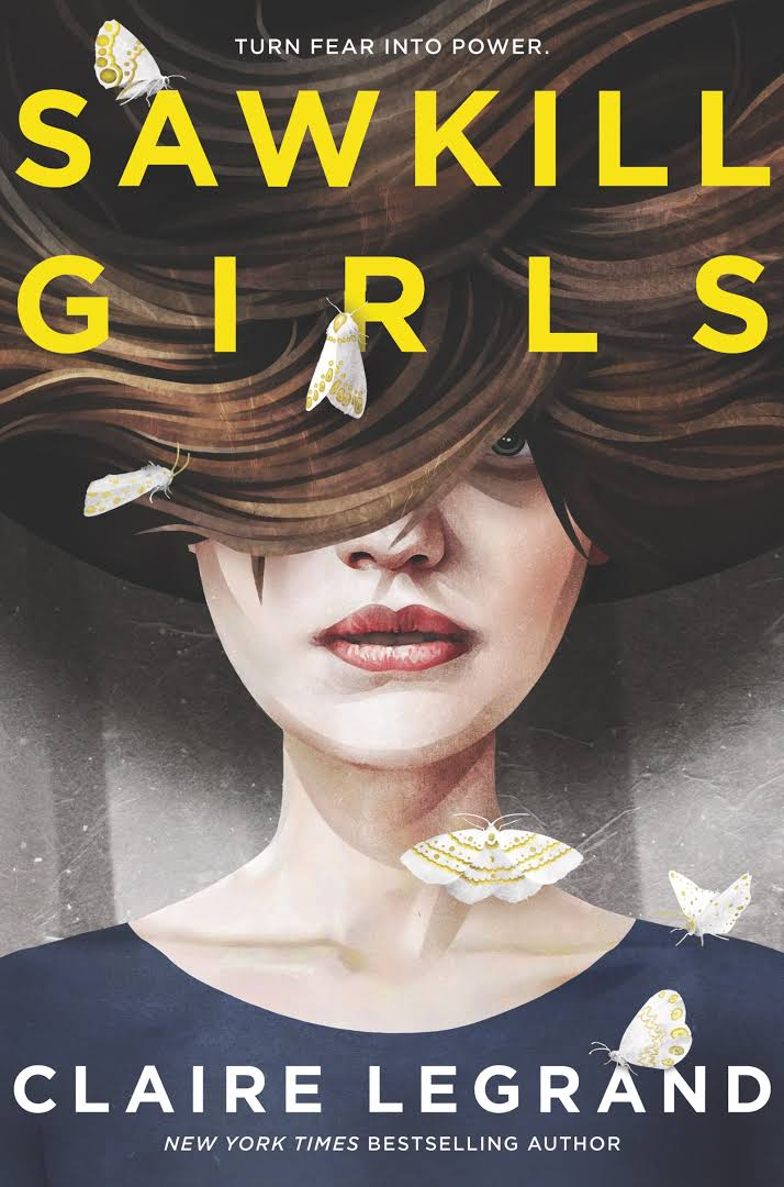 [Review] Sawkill Girls - Claire Legrand