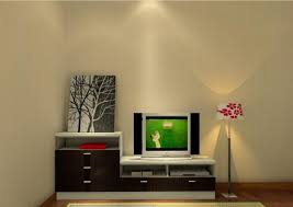 bedroom bedroom wall paint and floor lamp with bedroom tv unit