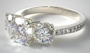 real diamond engagement rings the ultimate engagement ring settings guide with all pros and cons