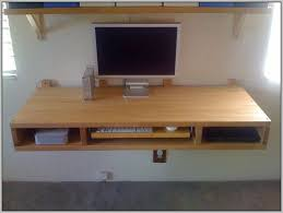 Fold Away Wall Mounted Desk Desk Awesome Less Is More Fold Away Wall Desks Treehugger Within