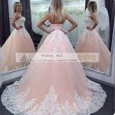 pink wedding dress plus size arabic light pink wedding dresses 2017 new arrival white