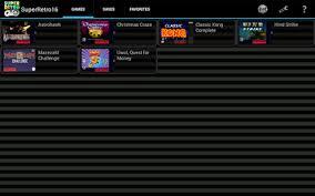 apk emulator superretro16 snes emulator apk 1 7 11