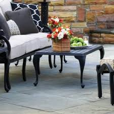 Bjs Patio Furniture by Furniture Enjoying Durable And Quality Cast Aluminum Patio