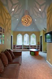 home accessories modern pendant lighting with vaulted ceiling and
