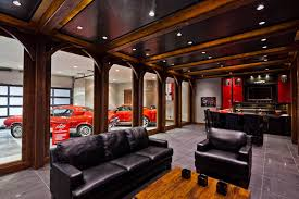 Garage Office by Garage Decorating Ideas 50s Style Man Cave Garage Decorating 25
