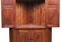 large entertainment armoire with doors corner entertainment in