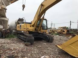 used komatsu excavator pc400 7 for sale