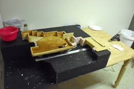 Frank Lloyd Wright Waterfall by Melodie Dearden Creates A Perfect Gingerbread Replica Of Frank