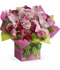 flower gift happy birthday gift scent violet flowers and gifts houston tx