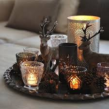 Small Table Christmas Decoration by 65 Christmas Home Decor Ideas Art And Design