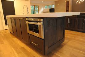 microwave in kitchen island kitchen island with microwave built in ideas images runmehome