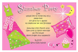 free sleepover invitations templates 28 images slumber