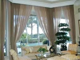 Window Scarves For Large Windows Inspiration Large Window Decorating Ideas Charming Large Window Curtain Ideas