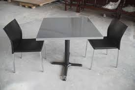 scratch resistant dining table modern solid surface high glossy scratch resistant dining tables
