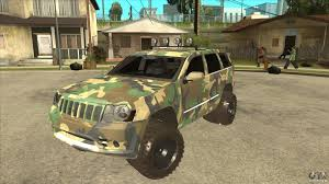 police jeep grand cherokee jeep grand cherokee for gta san andreas