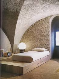 Natural Bedroom Ideas 15 Natural Bedrooms With Stacked Stone Wall Rilane
