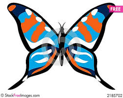 colourful butterfly free stock images photos 2185702