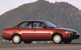 1999 toyota corolla problems 1999 toyota corolla high idle what causes this fixya