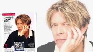 personalizing your hairstyle for a younger look david bowie u0027s favorite albums vanity fair