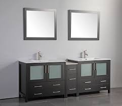 bathroom attractive black bathroom vanity for modern bathroom