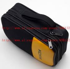 aliexpress com buy kch19 double layer zipper carrying case fluke