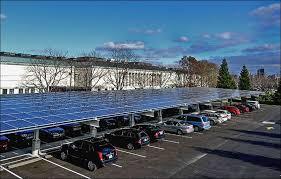 Eco Friendly Solar Parking Lights Od Motoring