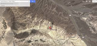 Map Of Death Valley Dave Legeno Harry Potter Actor Found Dead In Death Valley July