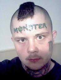 30 cringeworthy face tattoos