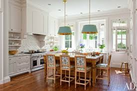 kitchen island table designs 19 family kitchen design ideas photos architectural digest