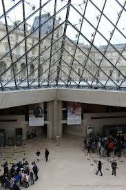getting lost at musée du louvre