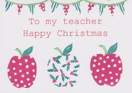 christmas greetings for teachers wallpapers background