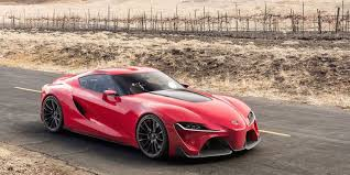 toyota sports car bmw toyota sports car collaboration starts production in 2018