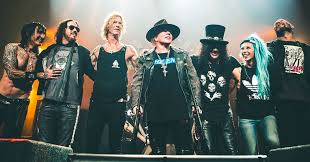 guns n roses to play iceland s concert this july