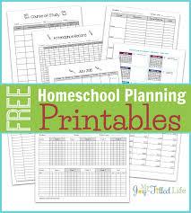 free printable life planner 2015 homeschool planning resources free printable planning pages my